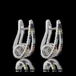 CЕРЬГИ TIAMO TE-5359-1К/750